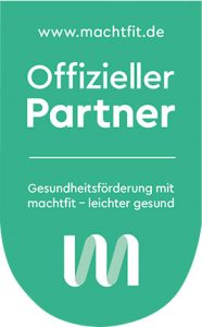 machtFiot Partner-Siegel